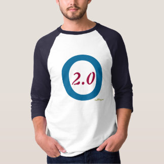 Camiseta 2012 de la campaña de Obama 2,0