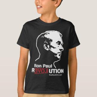 Camiseta 2012 de la revolución de Ron Paul