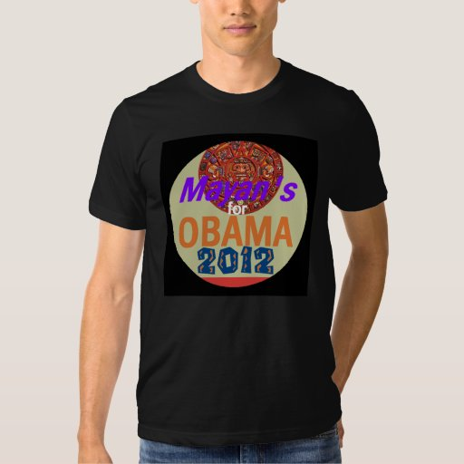 Camiseta 2012 de Mayans Playeras