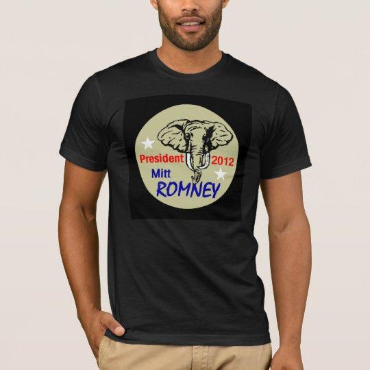 Camiseta 2012 de Romney