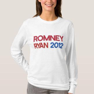 Camiseta 2012 de Romney Ryan