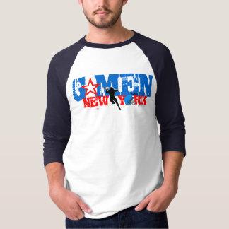 Camiseta 2012 del fútbol de los hombres de Nueva