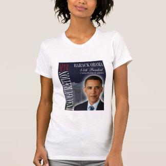 Camiseta 2013 de la inauguración de Barack Obama Playeras