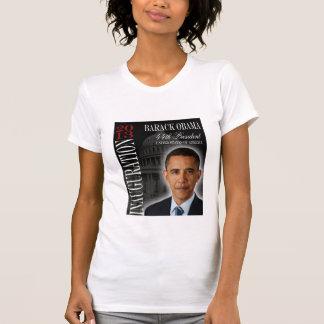 Camiseta 2013 de la inauguración de Barack Obama Polera