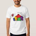 Camiseta 2013 del fandango de los juegos del remeras