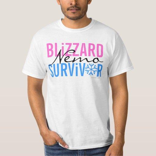 Camiseta 2013 del superviviente de Nemo de la Camisas