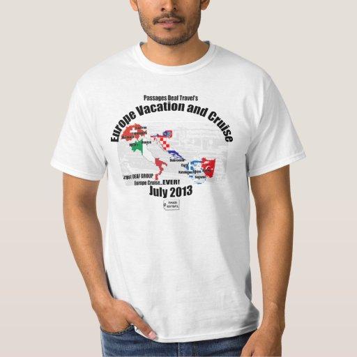 Camiseta 2013 - hombres de las vacaciones de