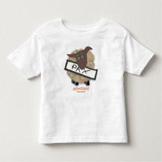 """Camiseta 2014 del niño de Sewanee """"PAX"""" Playeras"""