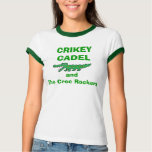 Camiseta 2015 (señoras) de Crikey Cadel