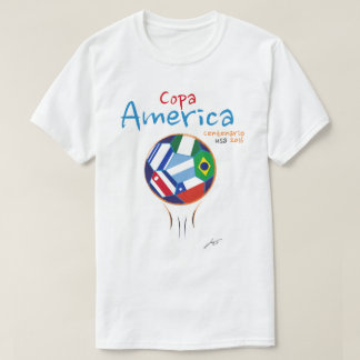 Camiseta 2016 de Copa América Centenario los Playeras