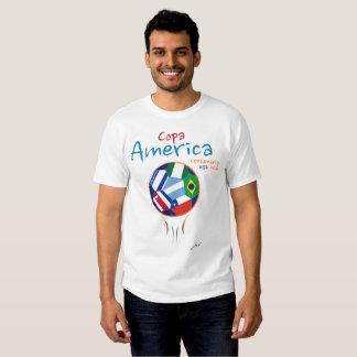 Camiseta 2016 de Copa América Centenario los Remeras