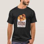 Camiseta 2016 del logotipo de los juegos de Sierra