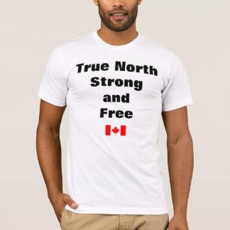 Camiseta 2 de American Apparel de la bandera del