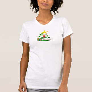 Camiseta 2 de Dominica de las Felices Navidad Polera