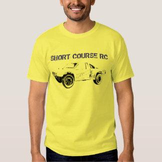 Camiseta 2 de Rc del curso corto Polera