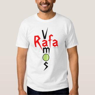 Camiseta 2 del tenis de Vamos Rafa Remera