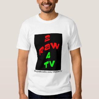 camiseta 2RAW4TV Camisas