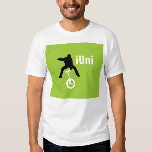 camiseta #3 del iUni Playera