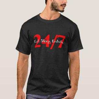 Camiseta #8 del empresario de pompas fúnebres del
