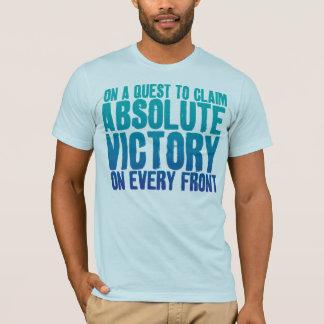 ¡Camiseta absoluta de la victoria - AMERICAN Playera