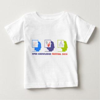 Camiseta ACEPTABLE del niño del festival 2014
