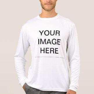 Camiseta activa del Deporte-Tek L/S de los hombres