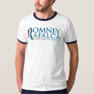 Camiseta adaptable 2012 de Romney Rafalca Poleras