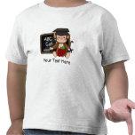 Camiseta (adaptable) de la graduación 1 del mono