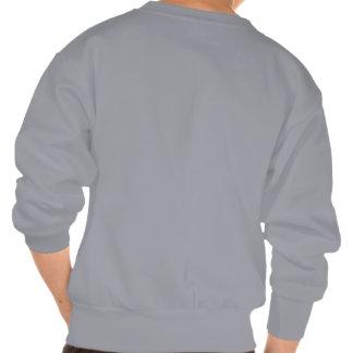 Camiseta adaptable de la juventud de la insignia suéter
