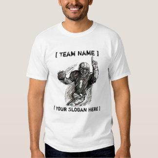 Camiseta adaptable del estratega - modificada para remeras