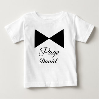Camiseta adaptable del muchacho de la página del playera