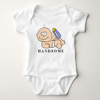 """Camiseta adorable """"hermosa"""" del niño del bebé mameluco de bebé"""