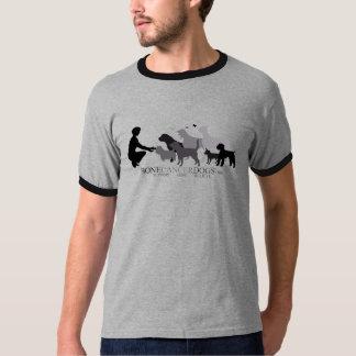 Camiseta adulta del campanero poleras