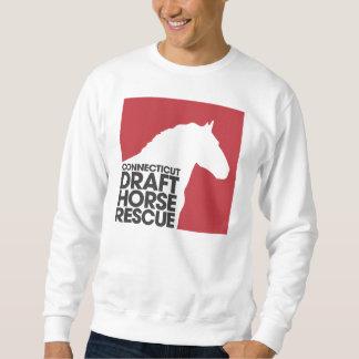 Camiseta adulta del crewneck del rescate del