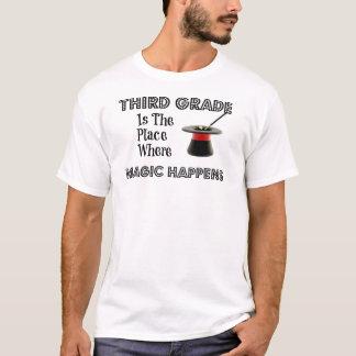 Camiseta adulta ThirdGradeMagic (S-6X)