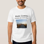 Camiseta adulto Santiago de Compostela Playeras