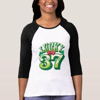 Camiseta afortunada 37