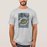 Camiseta afortunada de Phish