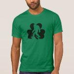 Camiseta afortunada de Sasquatch