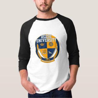 Camiseta afortunada del béisbol del LAK 13 de la