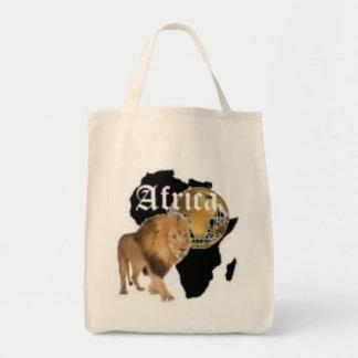 Camiseta africana No1 y etc Bolsas De Mano