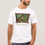 Camiseta agarrada de Monet