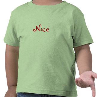 Camiseta agradable