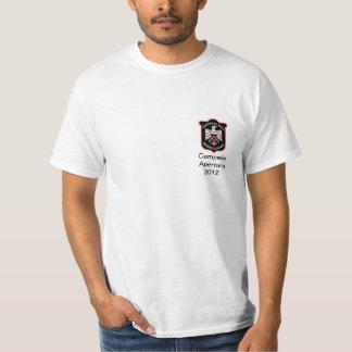 Camiseta Aguila Campeon de El Salvador Remera