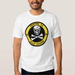 Camiseta alegre de VF-84 Rogers Camisas