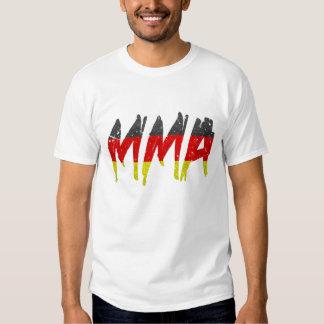 Camiseta alemana del Muttahida Majlis-E-Amal de la Playeras