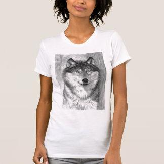 Camiseta alfa del lobo