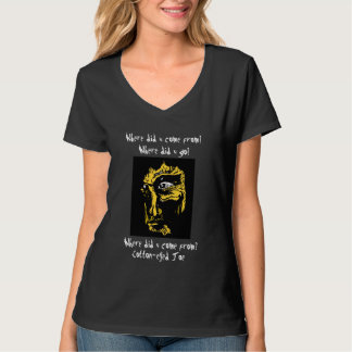 camiseta Algodón-observada de la clase de danza Remeras