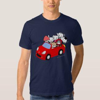 Camiseta - AllCharacters - RedCar Remera