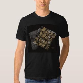 Camiseta alotrópica de desconcierto 2 poleras